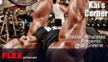 Weider Athlete: Kai's Corner thumbnail