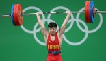 Long Qingquan Sets New Olympic Record With 374.7-Pound Clean and jerk thumbnail