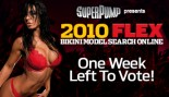 HURRY! ONE WEEK LEFT TO VOTE thumbnail