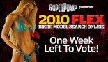 HURRY! ONE WEEK LEFT TO VOTE! thumbnail