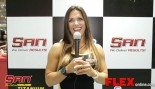 Oksana Grishina at the 2014 Arnold Brazil Expo thumbnail