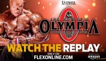 Watch the Replay of the Friday Night Show from Mr. Olympia ! thumbnail