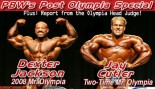 PBW OLYMPIA REPORT thumbnail