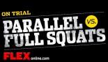 On Trial: Parallel Squats vs. Full Squats thumbnail