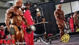 2014 Olympia Pump Up Room: Men's Open Division! thumbnail
