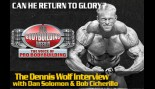 DENNIS WOLF COMES TO PBW thumbnail