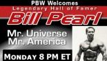 BILL PEARL ON PBW thumbnail