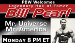 BILL PEARL ON PBW thumbnail