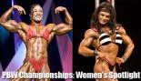 PBW CHAMPIONSHIPS: WOMEN'S SPOTLIGHT thumbnail
