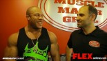 Phil Heath Visits Muscle Maker Grill thumbnail