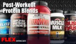 Post-Workout Protein Blends thumbnail