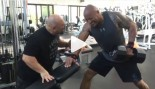 The Rock and Hany Rambod Are Killing It In The Gym thumbnail