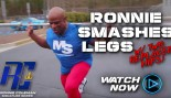 How to Be Hardcore: Ronnie Smashes Legs thumbnail