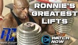 How to Be Hardcore: Ronnie's Greatest Lifts thumbnail