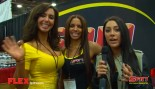 Arnold Expo Madness: S.A.N. Nutrition Booth thumbnail