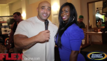 Dennis James Catches Up with IFBB Pro Dayana Cadeau thumbnail