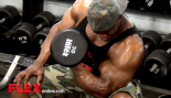 Behind-the-Scenes Arm Training Photo Shoot with Kevin English thumbnail