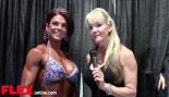 2014 Olympia: Shannon Dey Interviews Ann Titone thumbnail