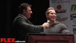 Jay Cutler's Inspirational Speech at the Jay Cutler Baltimore Classic thumbnail