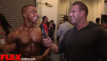 Jay Cutler and the Baltimore Classic Overall Champ, Doug Miller thumbnail