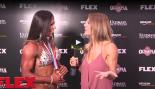 3X Fitness Olympia Champion, Oksana Grishina thumbnail