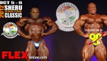 Kai Greene and Phil Heath 2012 Sheru Prejudging Comparisons thumbnail