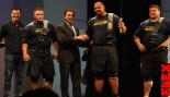 SHAW WINS ARNOLD CLASSIC EUROPE STRONGMAN thumbnail