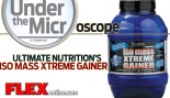 Ultimate Nutrition's Iso Mass Xtreme Gainer thumbnail