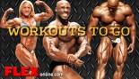 Workouts TO GO: Rhoden, Glenn, Gaillard thumbnail
