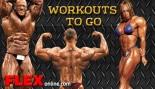 Workouts To Go: Almohshinawi, Viana-Adkins, Richardson thumbnail