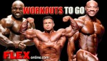 Workouts To Go: Jackson, Williams, Abbaspour thumbnail