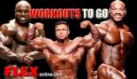 Workouts To Go: Jackson, Williams, Abbaspour thumbnail