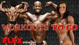 Workouts To Go: Frazier, Bonac, Trimble thumbnail