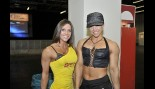 Oksana Grishina Interview 2013 FIBO SAN Booth thumbnail