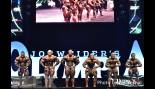 Open Bodybuilding Comparisons - 2016 Olympia thumbnail