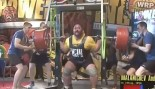 Raw Strength: Russian Powerlifter Sets World Records thumbnail