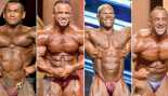 2017 Arnold Classic Lineup: 212 Bodybuilding thumbnail
