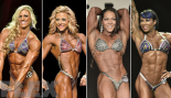 2017 Arnold Classic Lineup: Women's Physique thumbnail