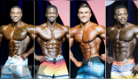 2017 Arnold Classic Lineup: Men's Physique thumbnail