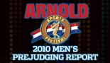 2010 ARNOLD CLASSIC MEN'S PREJUDGING REPORT thumbnail
