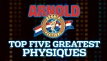 TOP 5 ARNOLD CLASSIC PHYSIQUES thumbnail
