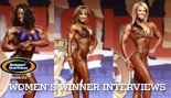 VIDEO: WOMEN'S WINNER INTERVIEWS thumbnail