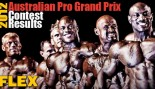 Results from 2012 Australian Pro thumbnail