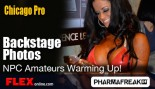 NPC Amateur Backstage Photos - Prejudging thumbnail