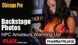 NPC Amateur Backstage Photos - Prejudging thumbnail