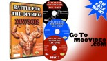 The Battle For The Olympia 2012 Now on DVD! thumbnail