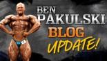 Ben Pakulski blog update! thumbnail