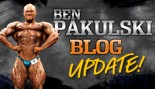 Ben Pakulski: Road to the Flex Pro 2012 thumbnail