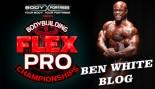 BEN WHITE BLOG UPDATE! thumbnail