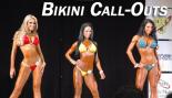 *VIDEO* 2012 Pittsburgh Pro Bikini Call-Outs thumbnail